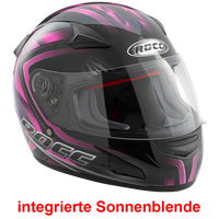 Rocc 445 schwarz/weiss