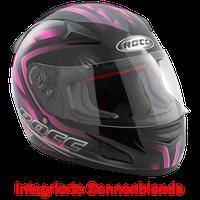 Rocc 445 schwarz/pink