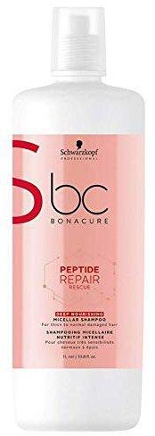 Schwarzkopf BC Bonacure Repair Rescue Deep Nourishment Shampoo (1000 ml)