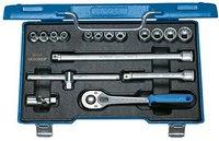 Gedore Steckschlüsselsatz 3/8 17-tlg. D30