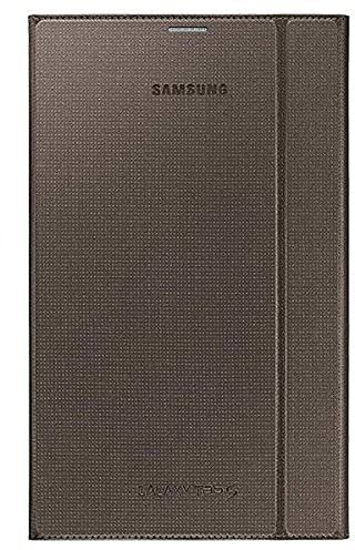 Samsung Book Cover (Galaxy Tab S 8.4) titanium bronze