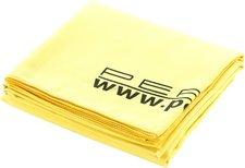 Pearl Mikrofaser-Badetuch gelb (90 x 180 cm)
