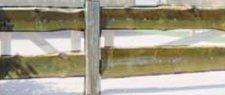 Josef Steiner Bonanza-Zaun Pforte 80 x 100 cm