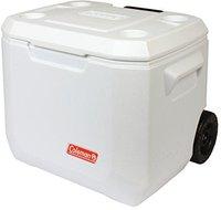 Coleman 50 Quart Marine Xtreme® 5 Wheeled Cooler