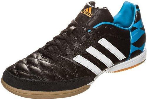 Adidas 11Nova IN core black/white/solar blue