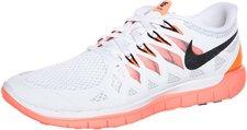 Nike Free 5.0 2014 Women white/bright mango/pure platinum/black