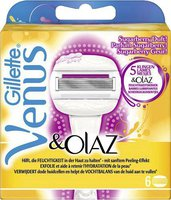 Gillette Venus & Olaz Sugarberry Systemklingen (6er)