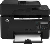 Hewlett Packard HP LaserJet Pro MFP M125a