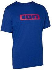 ion Tee SS Logo blau