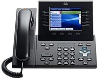 Cisco Systems Unified IP Phone 8961 Standard anthrazit