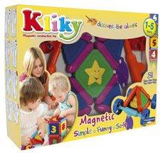 Plastwood Kliky Wheels - Magnet-Konstruktionsspielzeug