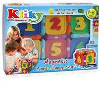Plastwood Kliky Numbers - Magnet-Konstruktionsspielzeug