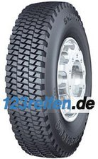 Semperit M 431 Snow-Drive 315/80 R22.5 154/150M (156/150L)