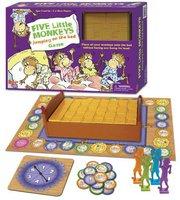 University Games Five Little Monkeys (englisch)