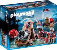 Playmobil Knights - Riesenkanone der Falkenritter (6038)