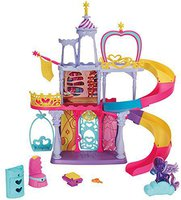 Hasbro My Little Pony Twilight Sparkles Regenbogen Schloss