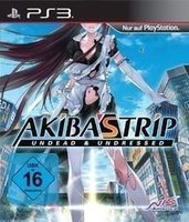 Akiba's Trip 2: Undead & Undressed (PS3)