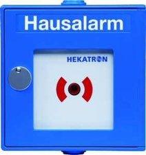 Hekatron Funkhandtaster und Funk-Interface Genius