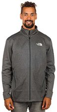 The North Face Men's Hadoken Full Zip Fleece Jacket Asphalt Grey Heather