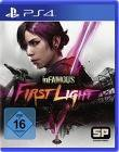 Sony inFAMOUS: First Light (PS4)