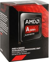AMD A6-7400K Black Edition Box (Sockel FM2+, 28nm, AD740KYBJABOX)