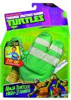 Playmates Teenage Mutant Ninja Turtles High-3 Interaktive Handscshuhe [UK Import]