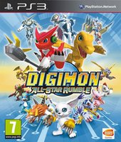 Digimon: All-Star Rumble (PS3)