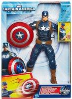 Hasbro Marvels Captain America - Schildwerfer