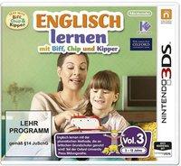 Englisch lernen mit Biff, Chip und Kipper: Vol 3 (3DS)