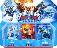 Activision Skylanders: Trap Team - Chopper + Funny Bone + Shroomboom