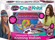 CRA-Z-ART Shimmer 'n' Sparkle Shimmer Cra-Z-Knitz