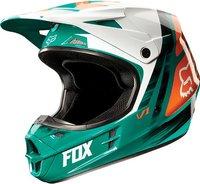 Fox V1 Vandal grün/orange