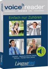 Linguatec Voice Reader Home 15 (Anna) (DE) (Win)