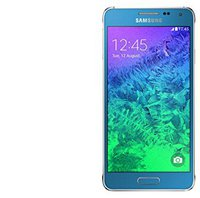 Samsung Galaxy Alpha Scuba Blue ohne Vertrag