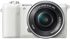 Sony Alpha 5100 Kit 16-50 mm (weiß)