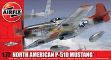 Airfix North American P-51D Mustang (01004)