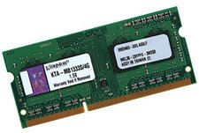 Kingston 4GB SO-DIMM DDR3 PC3-10600 (KTA-MB1333S/4G)