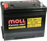 MOLL Kamina Start 12V 70Ah (570 024 054)