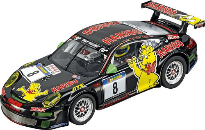 Carrera Digital 132 - Porsche GT3 RSR Haribo Racing