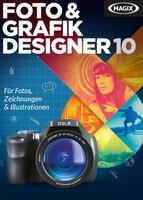 Magix Foto & Grafik Designer 10 (DE) (Win) (Box)