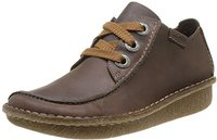 Clarks Funny Dream brown leather