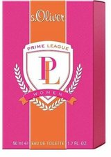 S.Oliver Prime League Women Eau de Toilette (50 ml)
