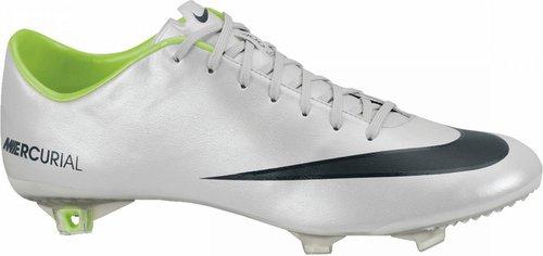 Nike Mercurial Vapor IX FG black/white/dark charcoal/atomic red