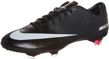 Nike Mercurial Vapor IX FG black/white/atomic red
