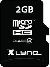 xlyne microSDHC 2GB Class 4 (7402000)