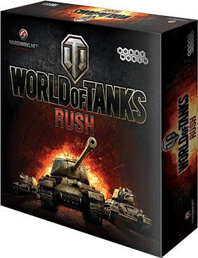 Hobby World World of Tanks - Rush