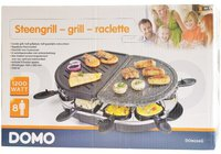 Domo Steingrill-Grill-Raclette (DO9059G)