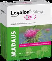 Opfermann Legalon 156 mg Hartkapseln (30 Stk.)