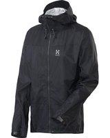 Haglöfs Men's Eclipse Hooded Jacket Storm Blue