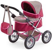 Bayer Design Puppenwagen Trendy grau pink